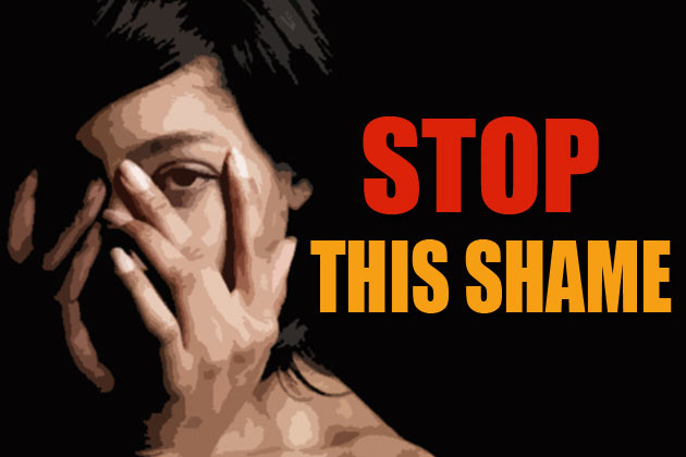 Enough is Enough .. Stop Sexual Harassment Against Women