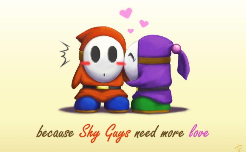 A Shy Guy LoveStory